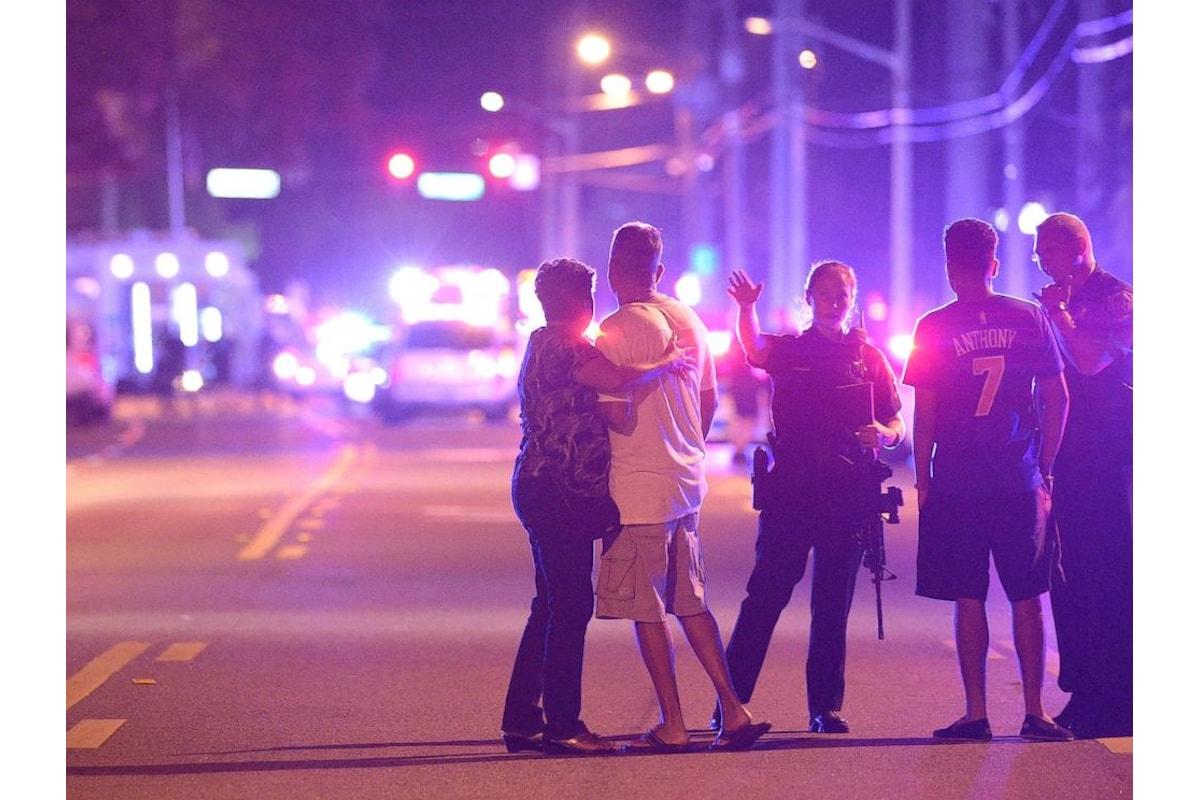 Florida: sparatoria in un nightclub, 50 i morti e 53 i feriti