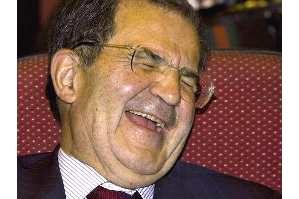 Pur di non scomparire, Renzi ha incontrato persino Romano Prodi