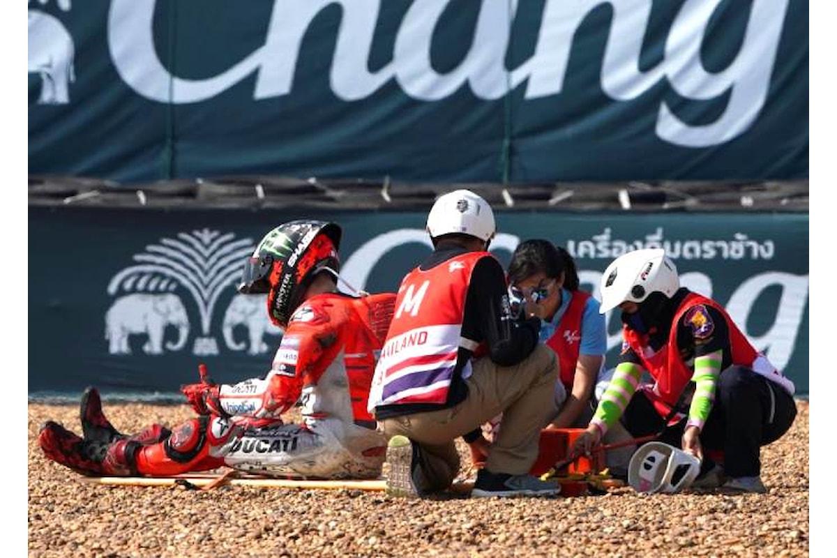 MotoGP 2018, nelle libere del Gran Premio di Thailandia il migliore è Dovizioso