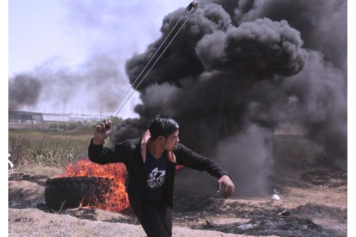 Israele continua ad uccidere i palestinesi a Gaza nel più totale disinteresse della comunità internazionale