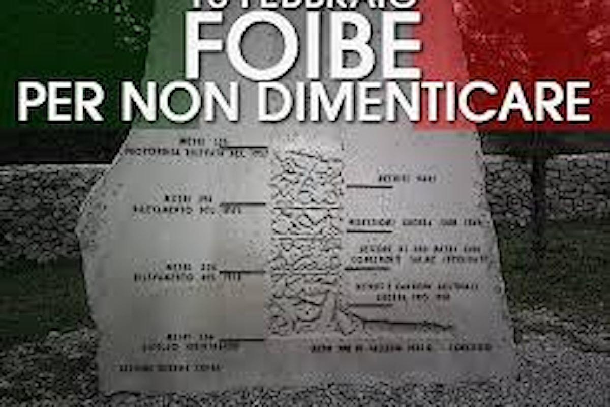 10 Febbraio Strage delle Foibe: IO NON DIMENTICO! A Napoli il ricordo del Movimento Idea Sociale