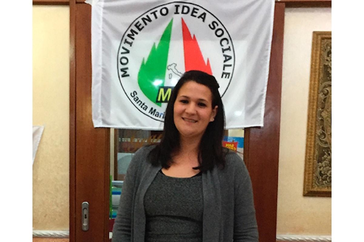 Nomina Addetto Stampa e Pubbliche Relazioni della Federazione Missina di Caserta e provincia MARTA FABOZZI
