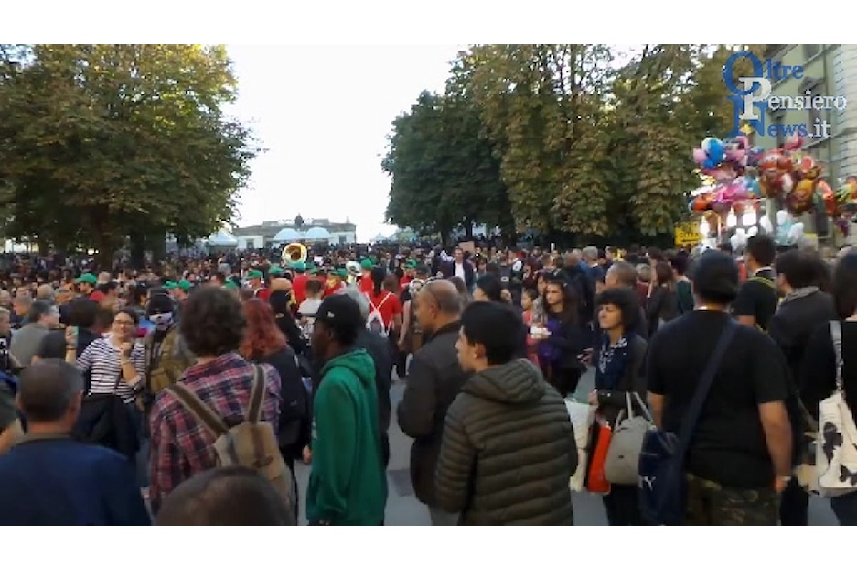 Una veloce carrellata di immagini tra le strade di Lucca ed i padiglioni del Festival Comics & Games 2016
