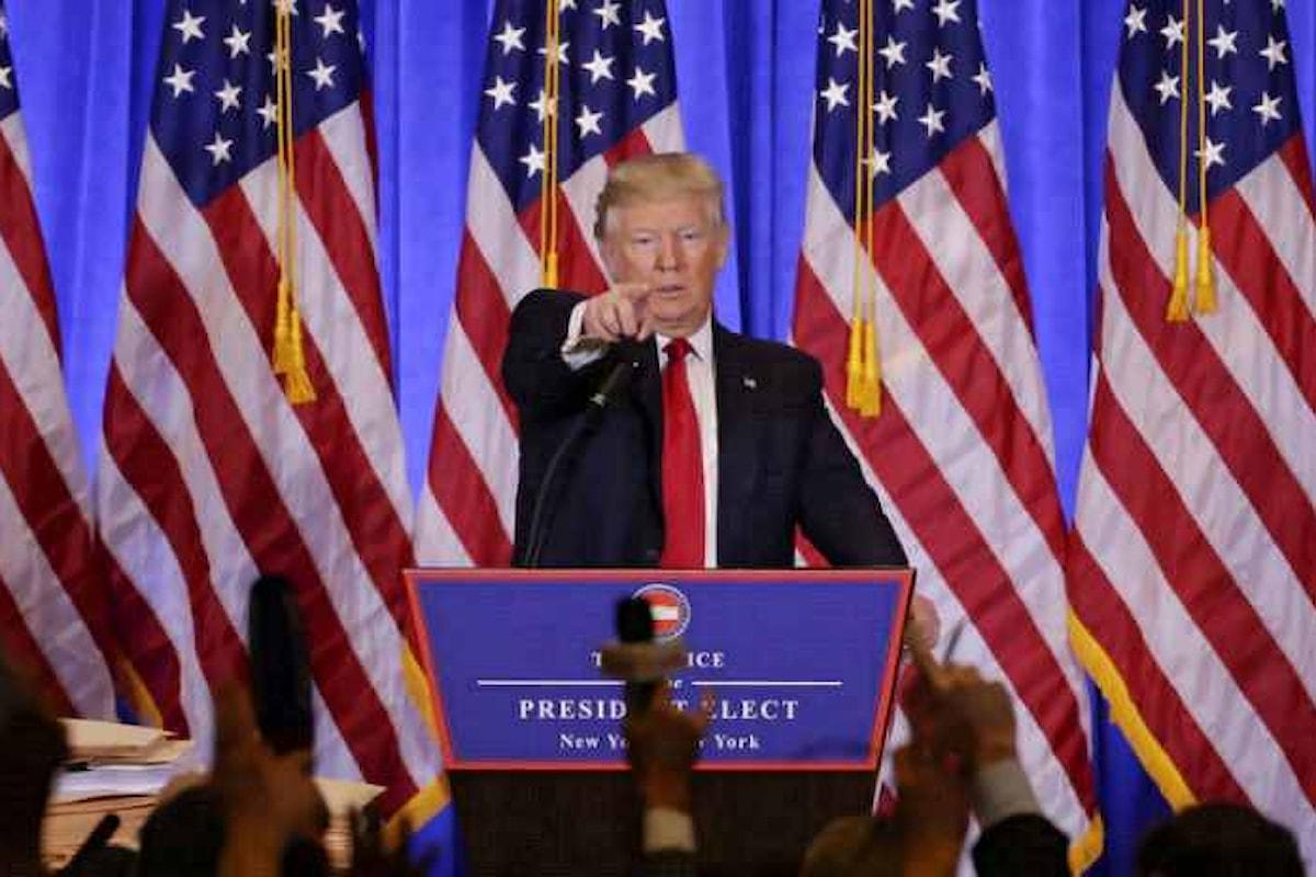 Trump è in attesa della decisione della Corte di Appello di San Francisco sul divieto di ingresso negli USA da lui imposto