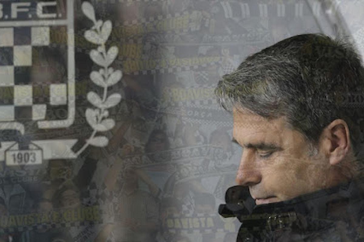 Calcio. Liga Nos. FC Boavista - SC Braga 1 : 1