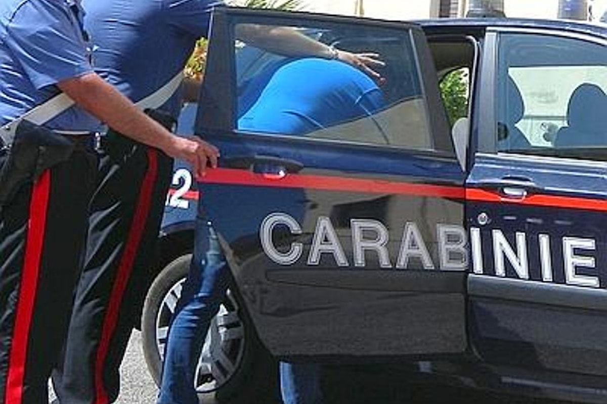 Sapri (SA): beccato con mezzo chilo di marijuana, in manette puscher napoletano