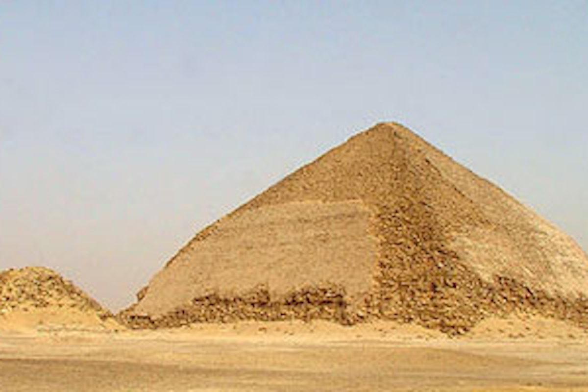 I muoni sveleranno il mistero delle piramidi