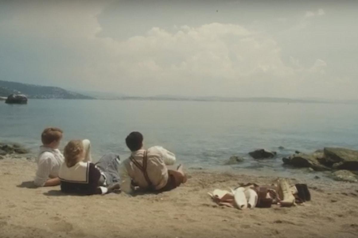 In prima visione su Rai1 Il Confine, un film di guerra che è ancor prima una grande e originale storia d'amore
