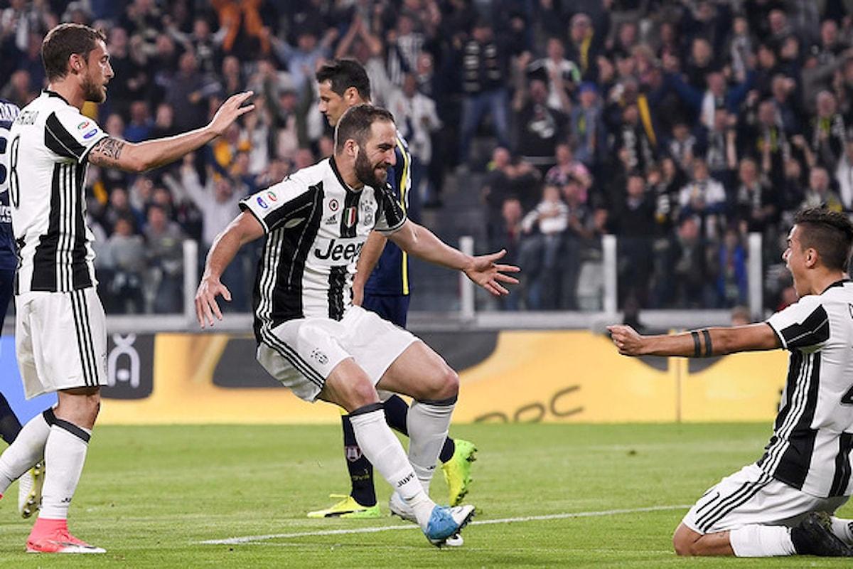 Serie A probabili formazioni Juventus-Chievo