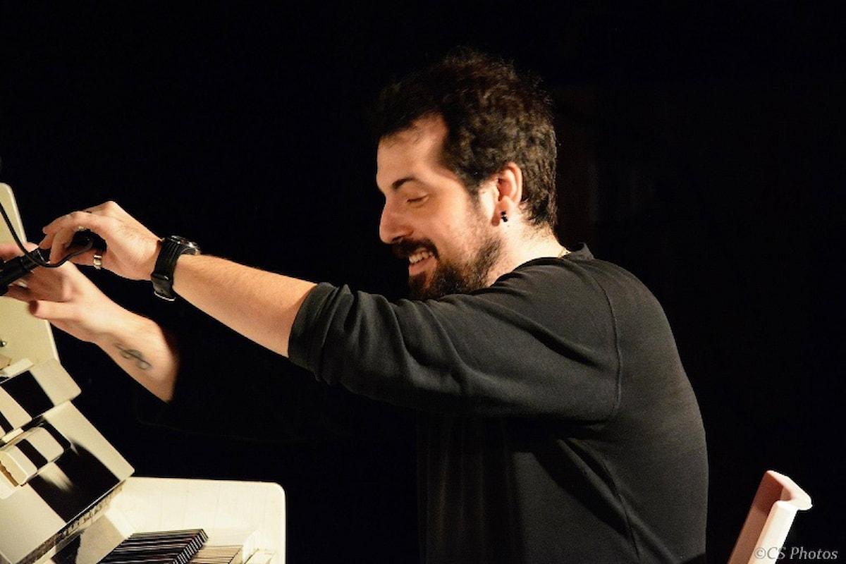 MUSICA | Il 20 maggio Daniele Napodano inaugura il suo tour europeo al Cotton Club di Roma