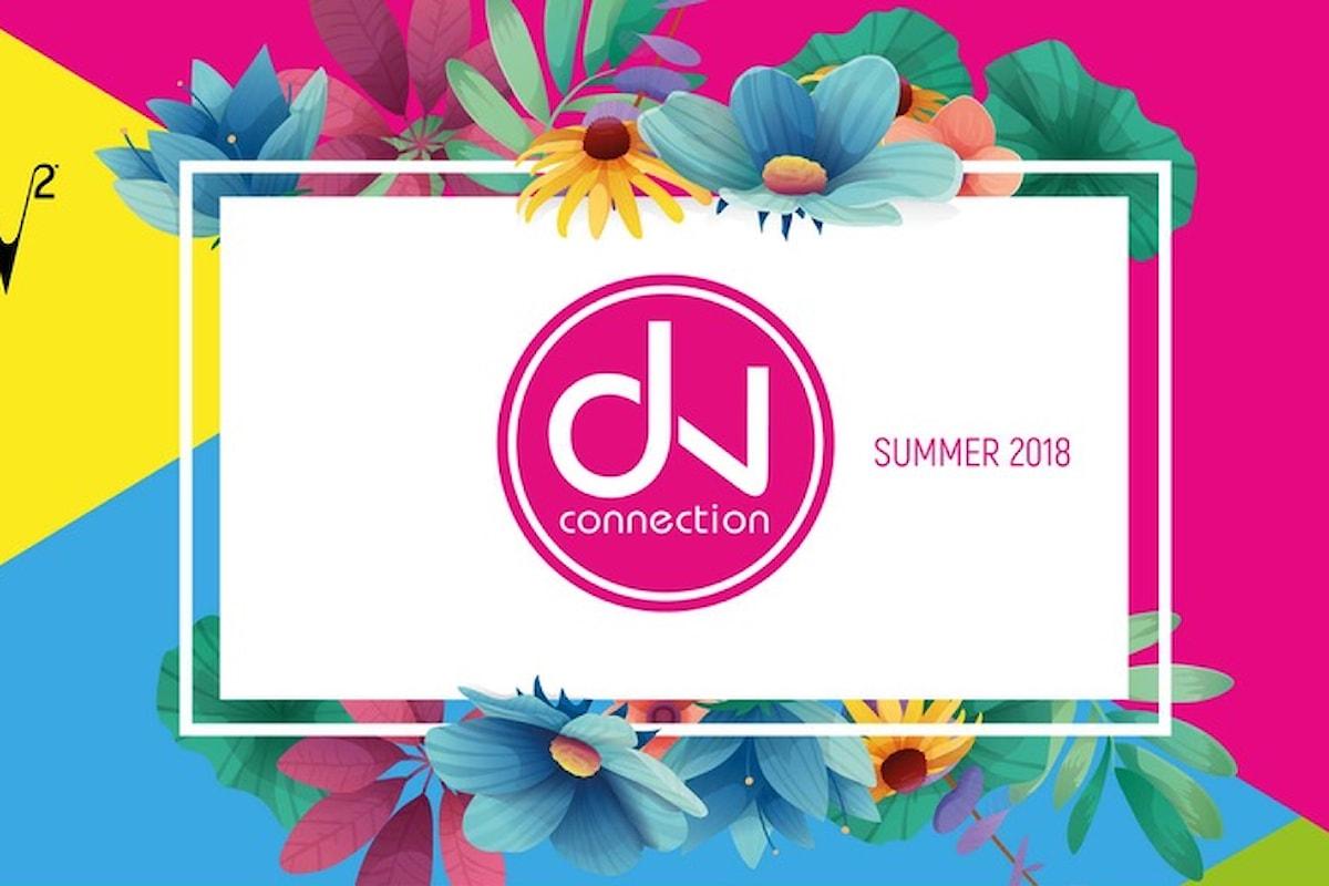 Dv Connection: 17/6 Coco Beach - Lonato, 24/6 Barbariccia Beach - Carobbio (BG), 27/6 Sunset On Hills - Scanzorosciate (BG)...