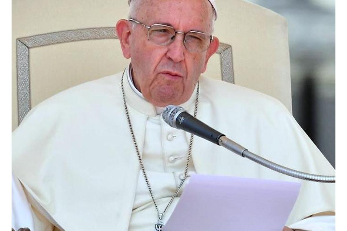 Papa Francesco sul problema migranti: il populismo non risolve le cose