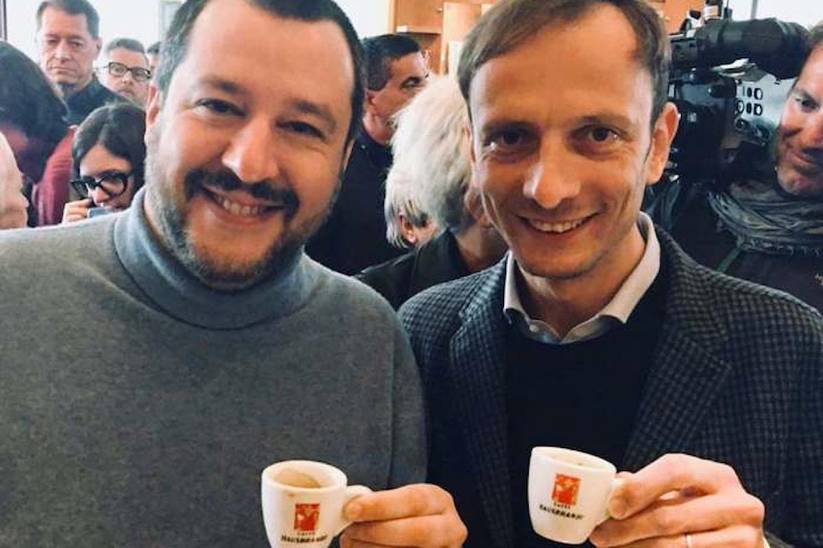 Salvini: i 5 Stelle si alleino con il centrodestra altrimenti si torna a votare