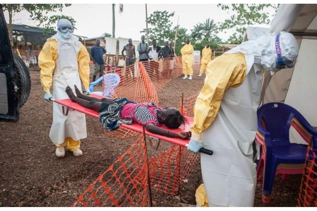 Nuova epidemia di ebola nella Repubblica Democratica del Congo, la nona dal 1976