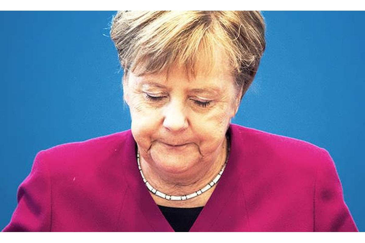 Angela Merkel annuncia il suo addio alla guida della CDU e alla guida del governo, una volta concluso l'attuale mandato