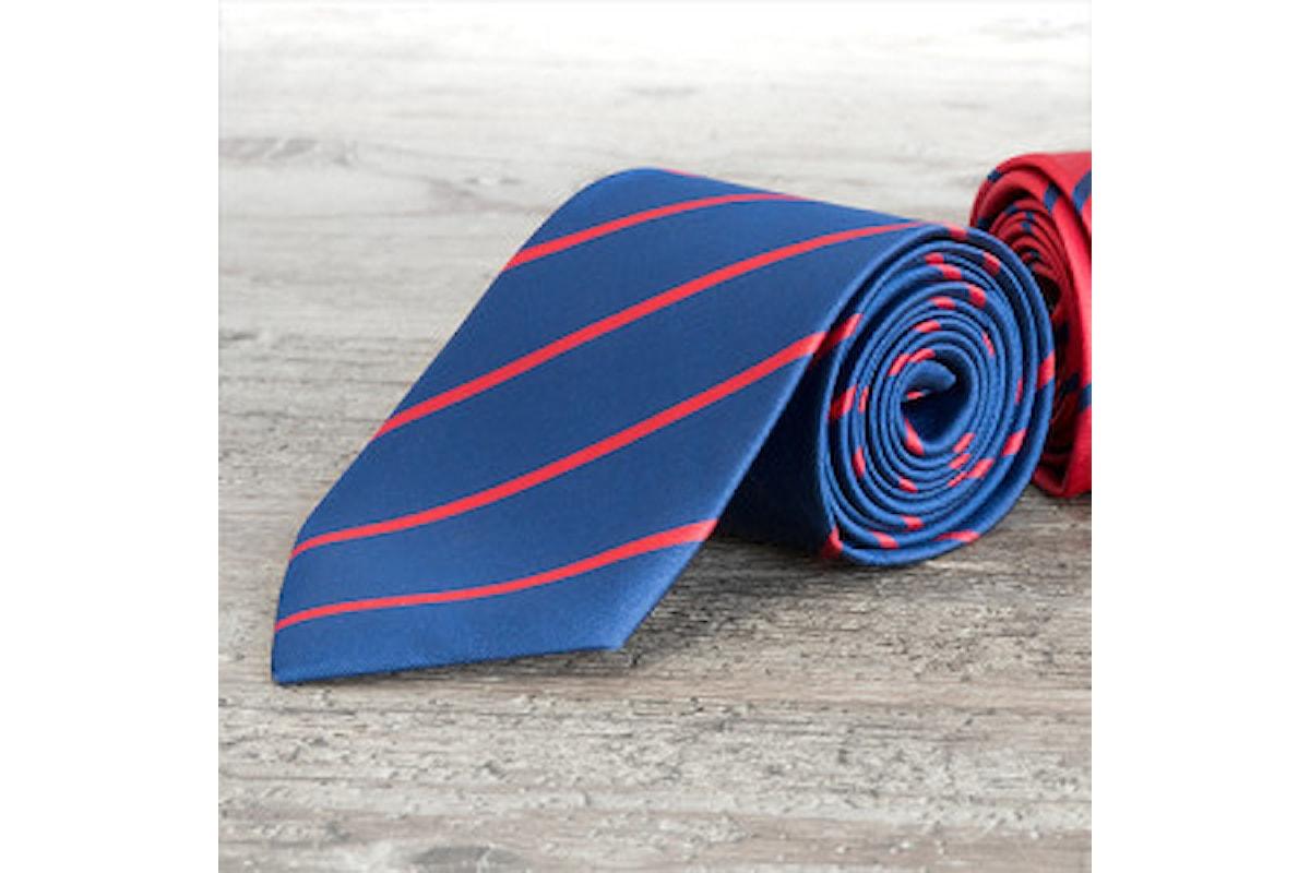 Cravatte personalizzate come regalo per Natale 2016