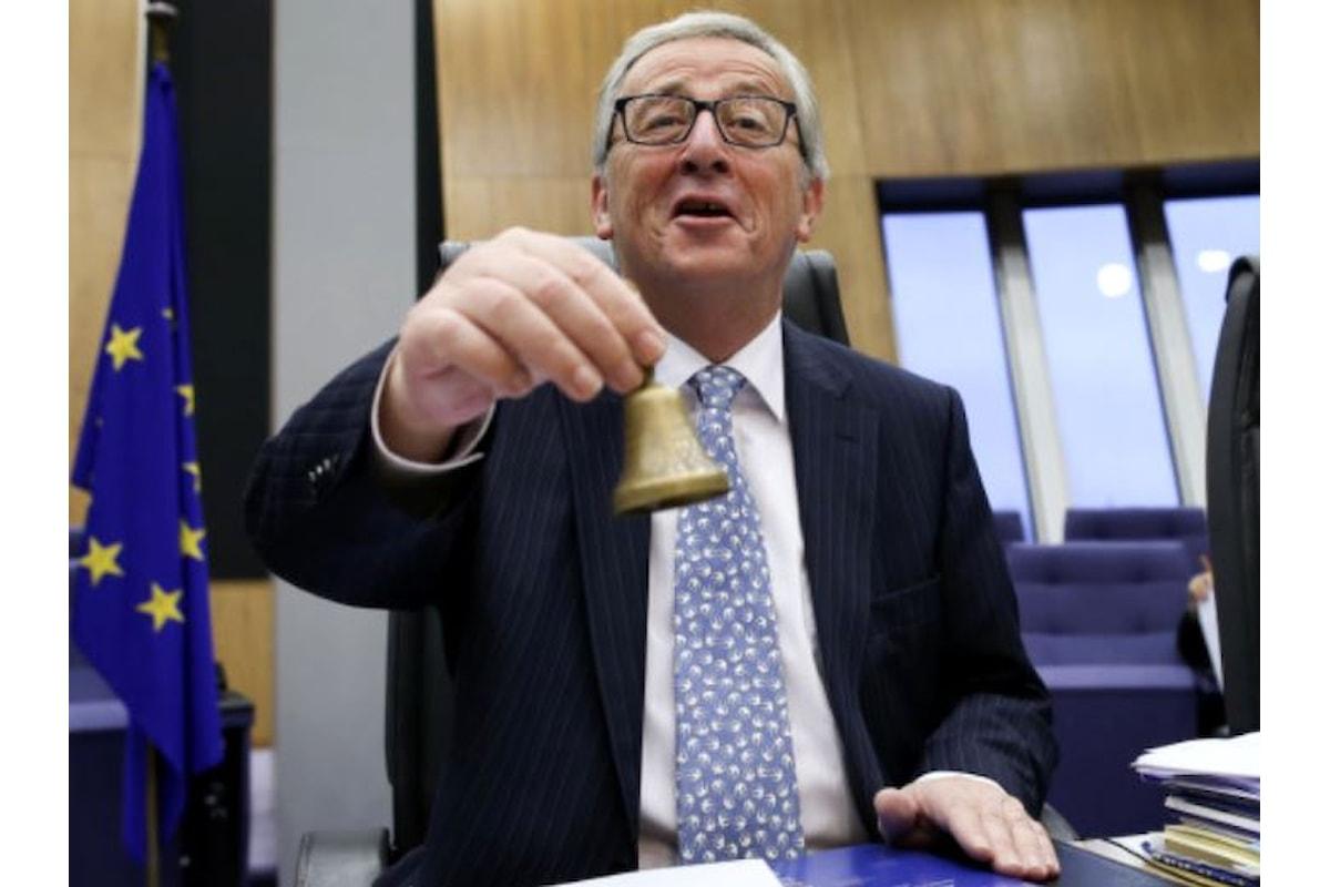 Le regioni colpite dal maltempo chiederanno i soldi a quell'ubriacone di Juncker