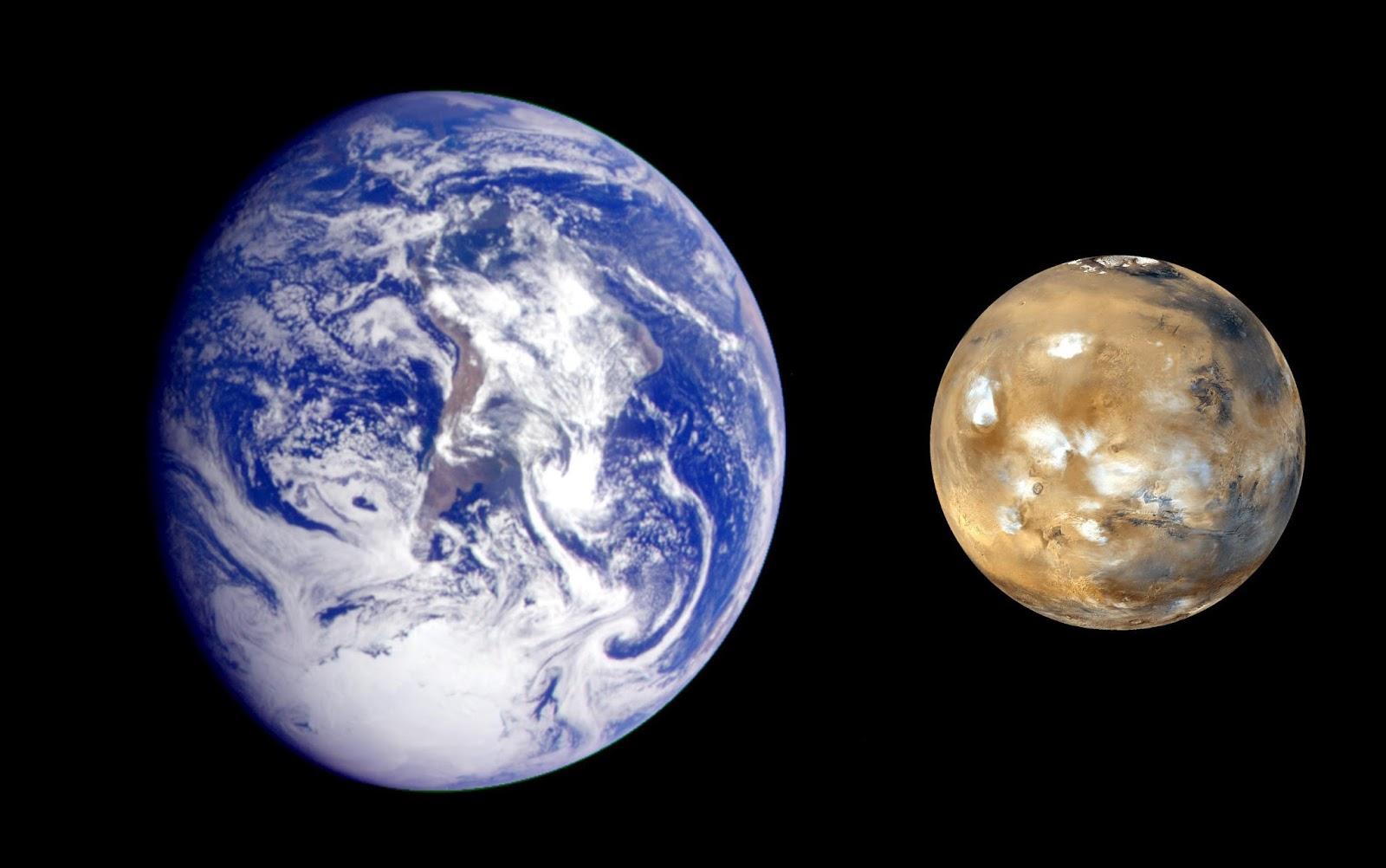 Marte era ricco di ossigeno
