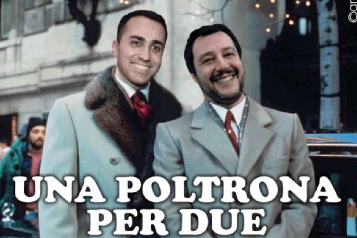 Governo: qui si fa l'Italia o si muore! Il baratto della storia
