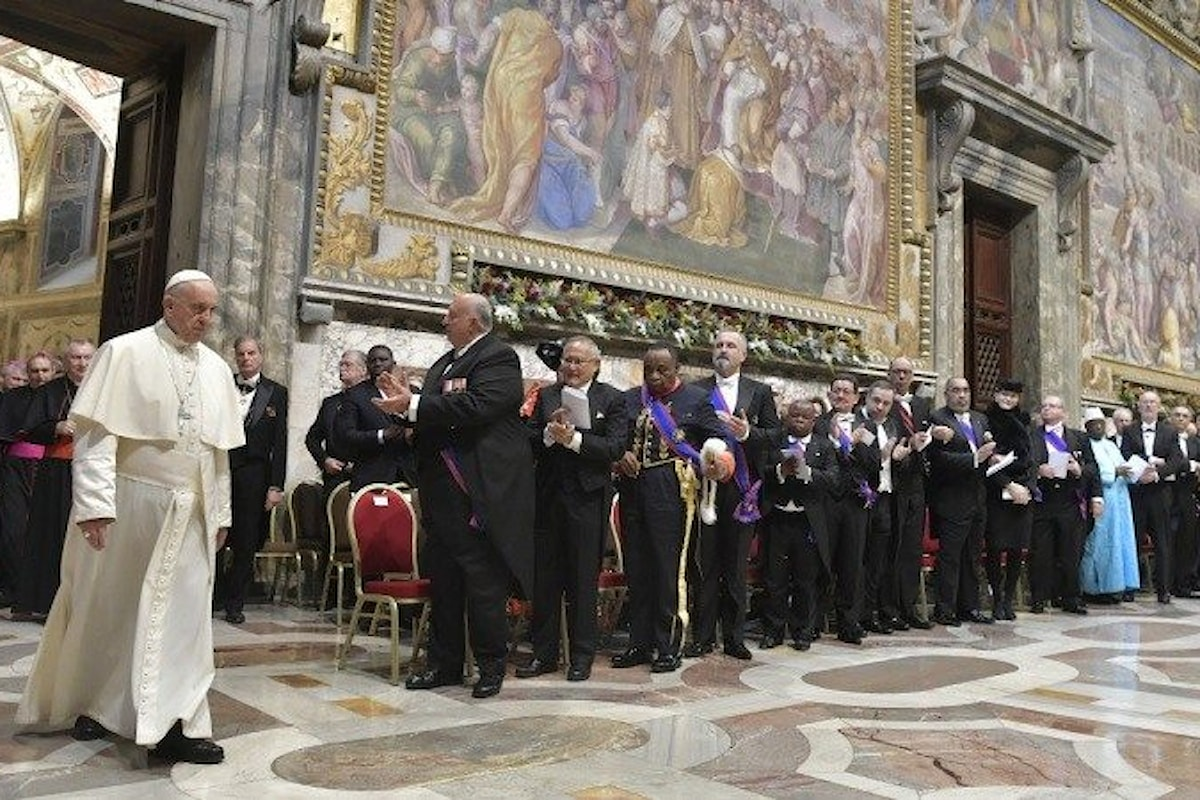 Papa Francesco ribadisce il no del Vaticano a Gerusalemme capitale di Israele