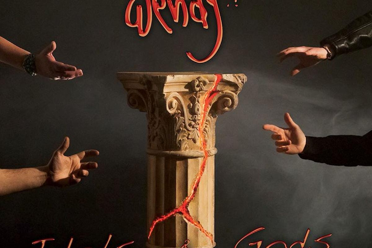 È uscito IDOLS & GODS il nuovo album dei WENDY?!