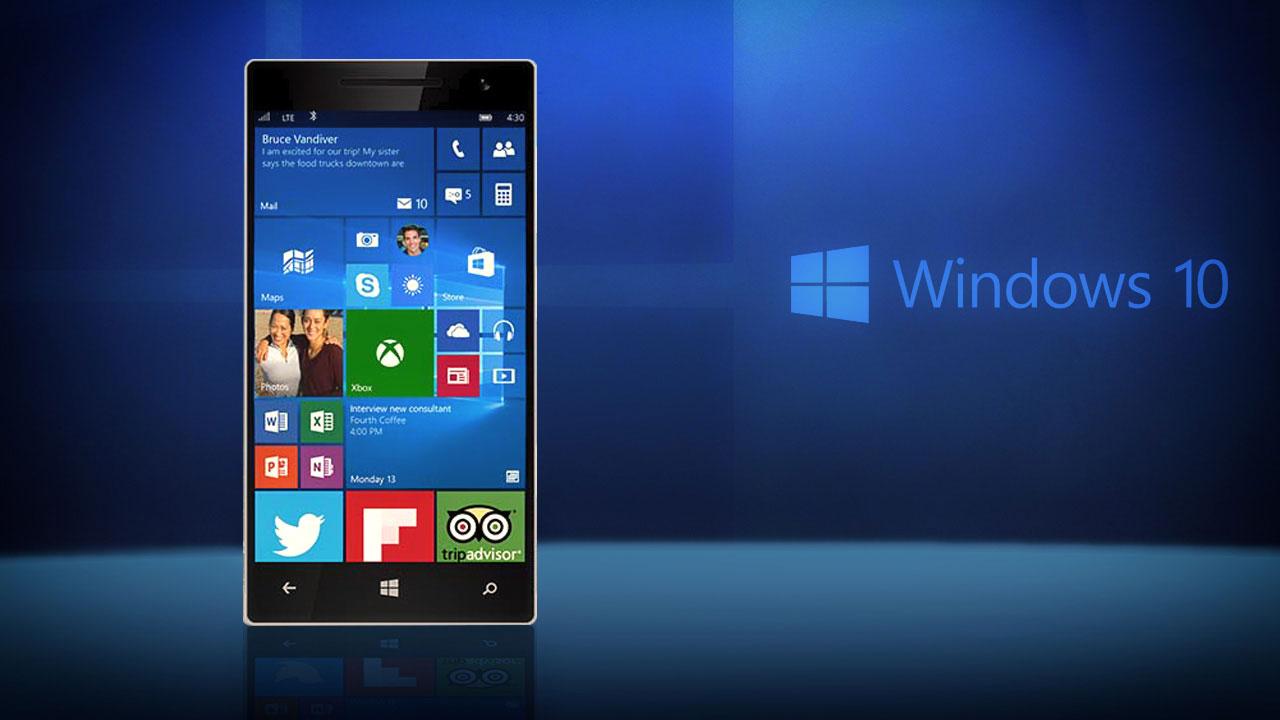 Windows 10 mobile : ecco perchè è stata una buona scelta | Surface Phone Italia