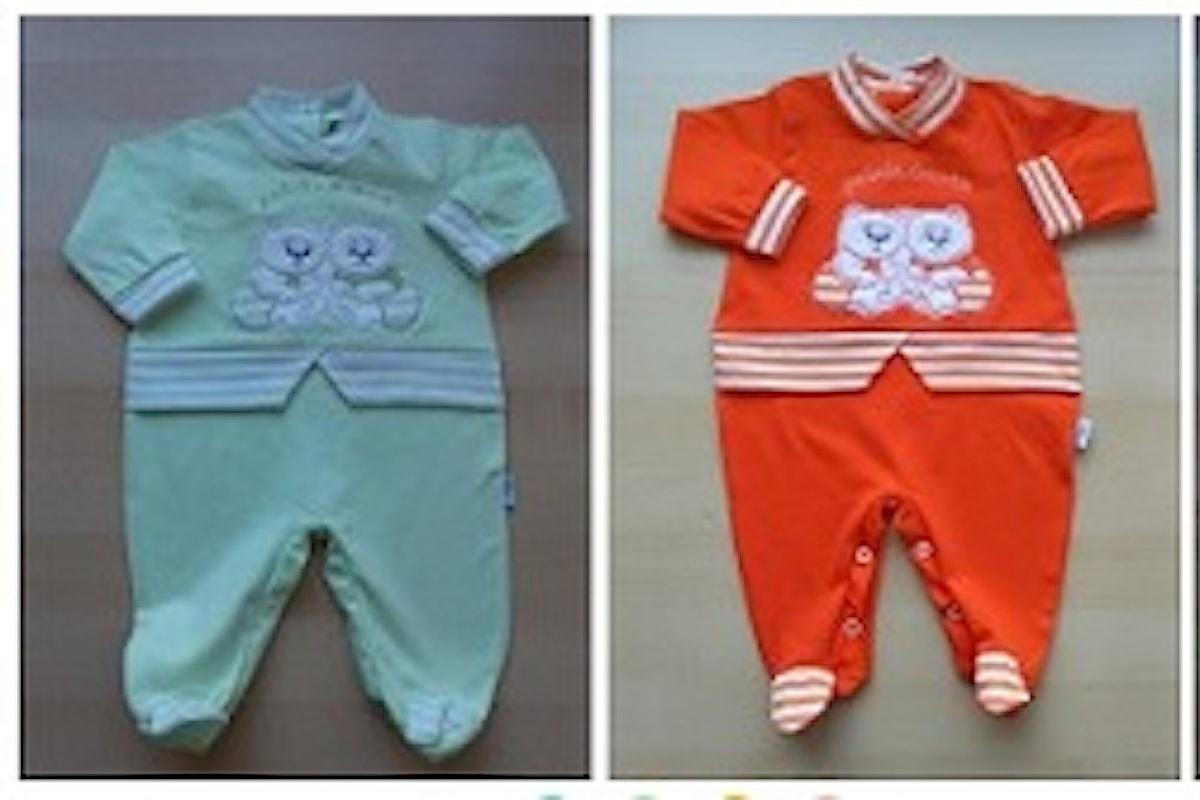 Come scegliere la tutina da neonato