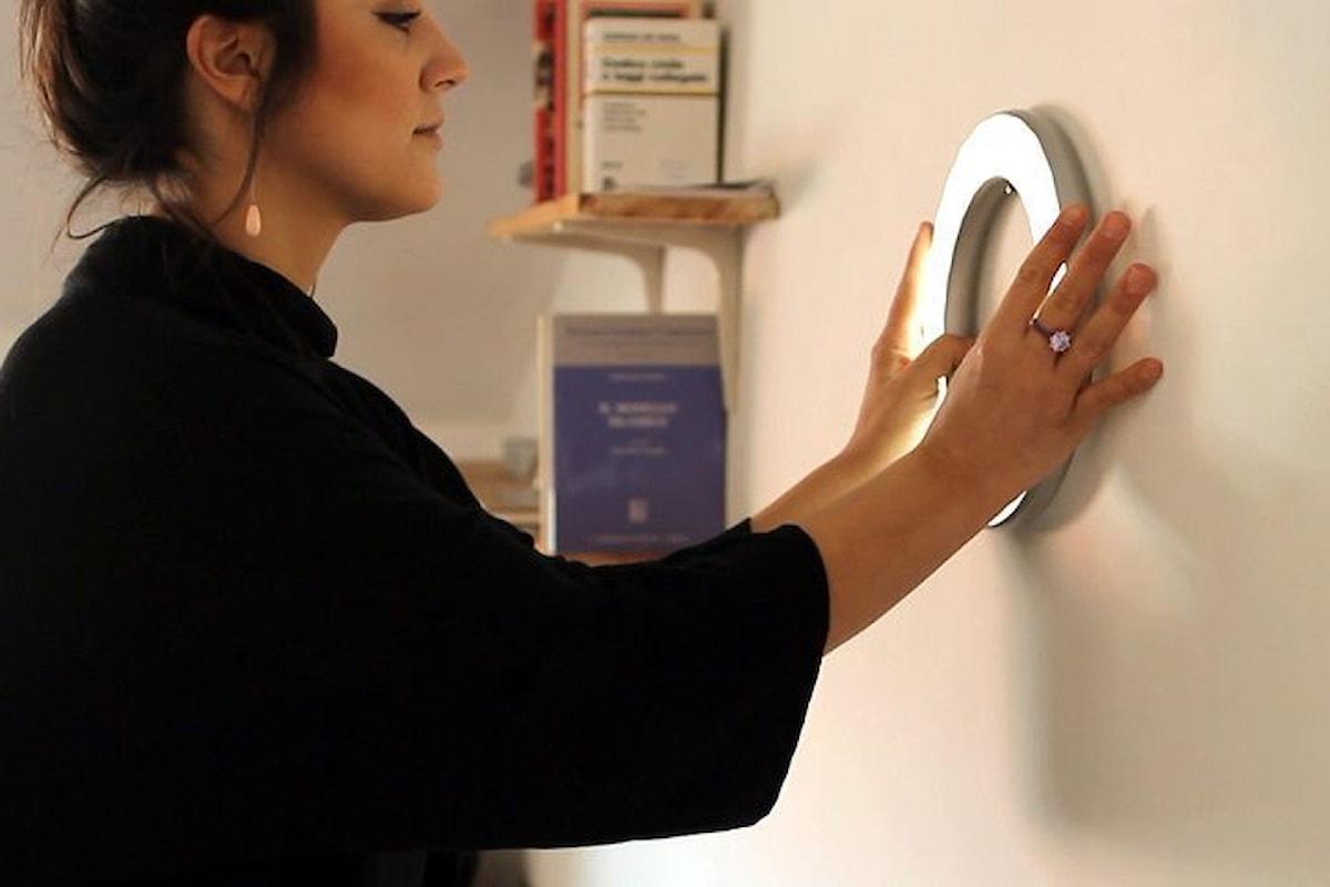 Halos, la lampada trasportabile tutta made in Italy