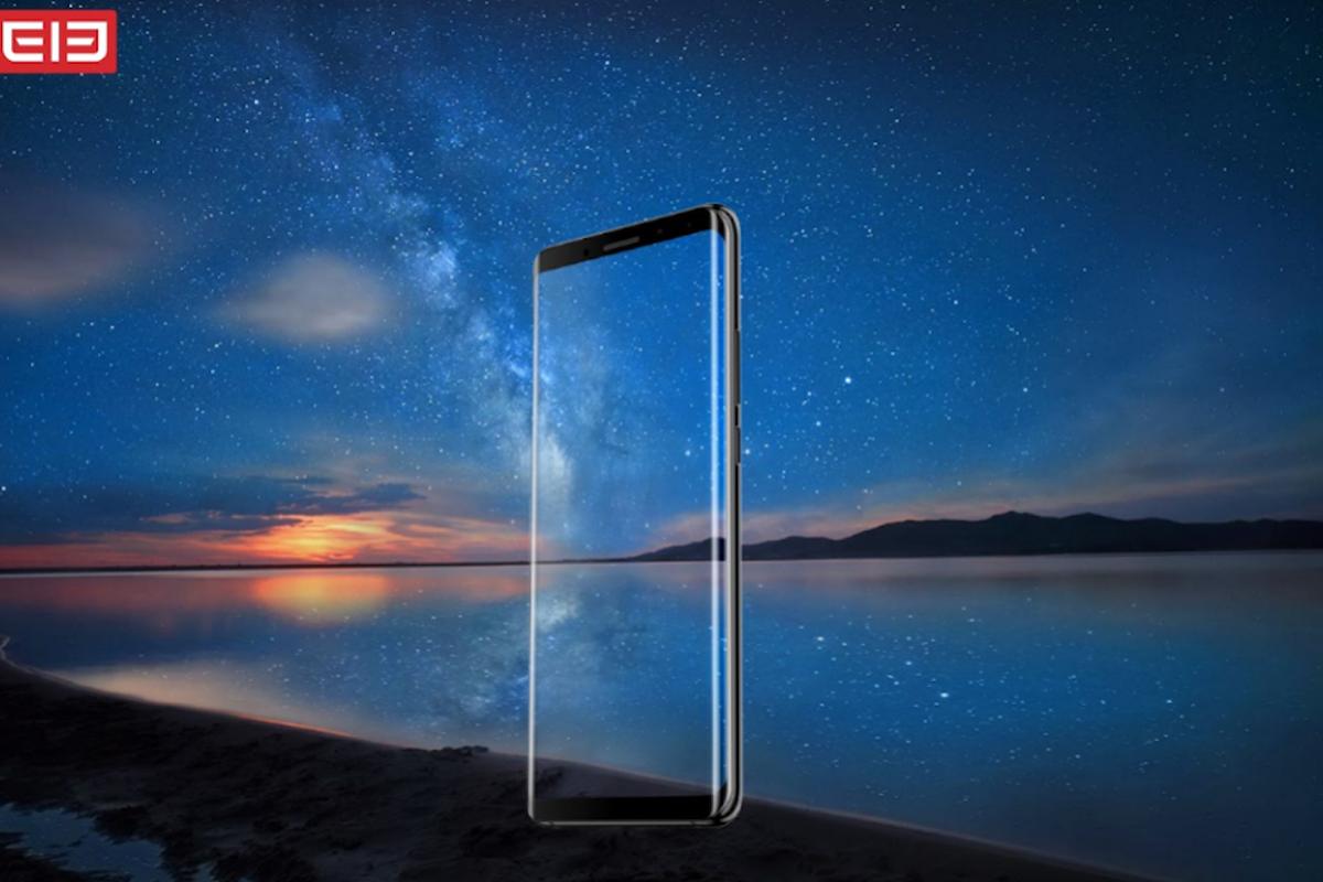 Elephone S9, display AMOLED con bordi curvie CPU Qualcomm Snapdragon 660