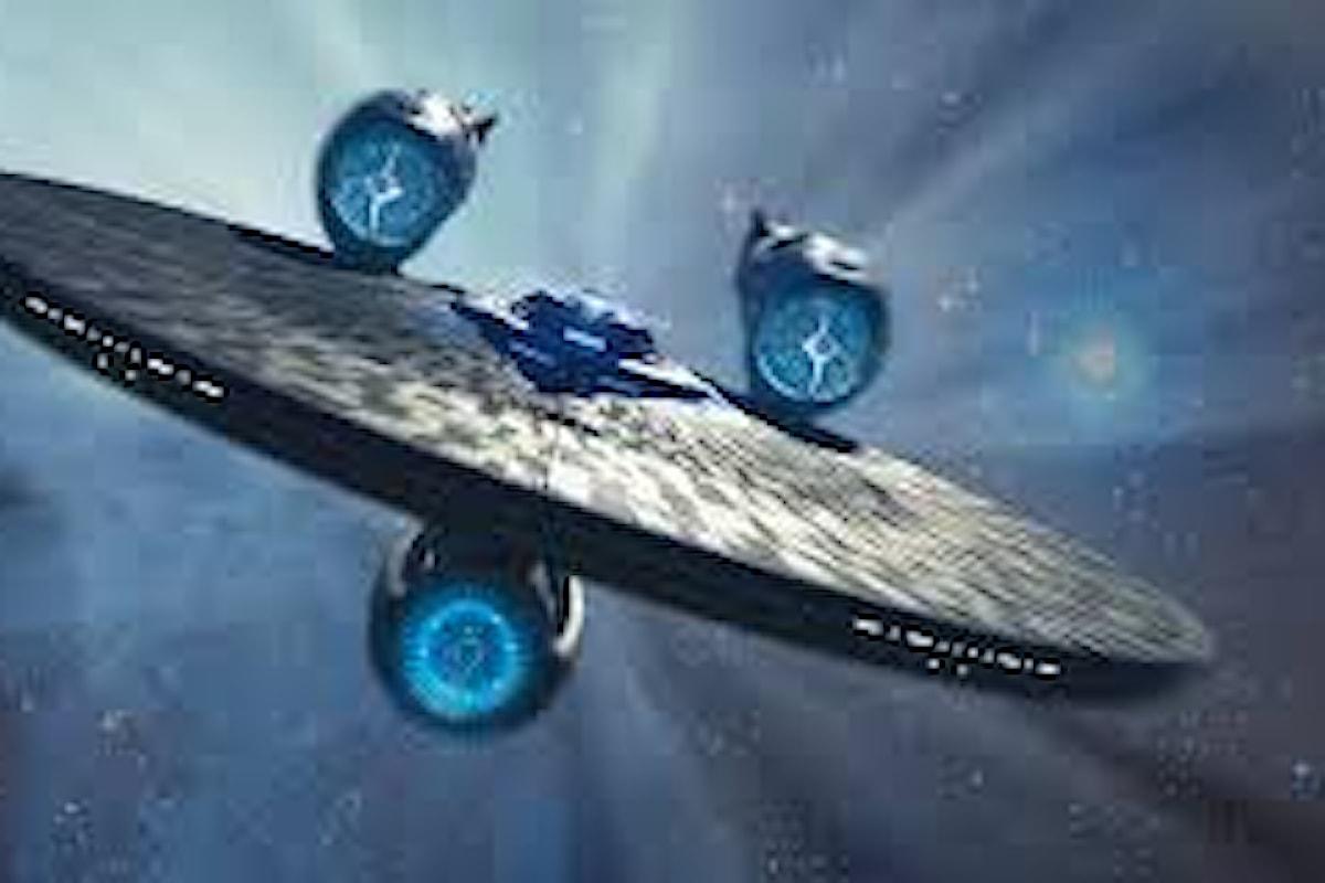 Rilasciato il nuovo trailer di Star Trek Beyond, con Idris Elba