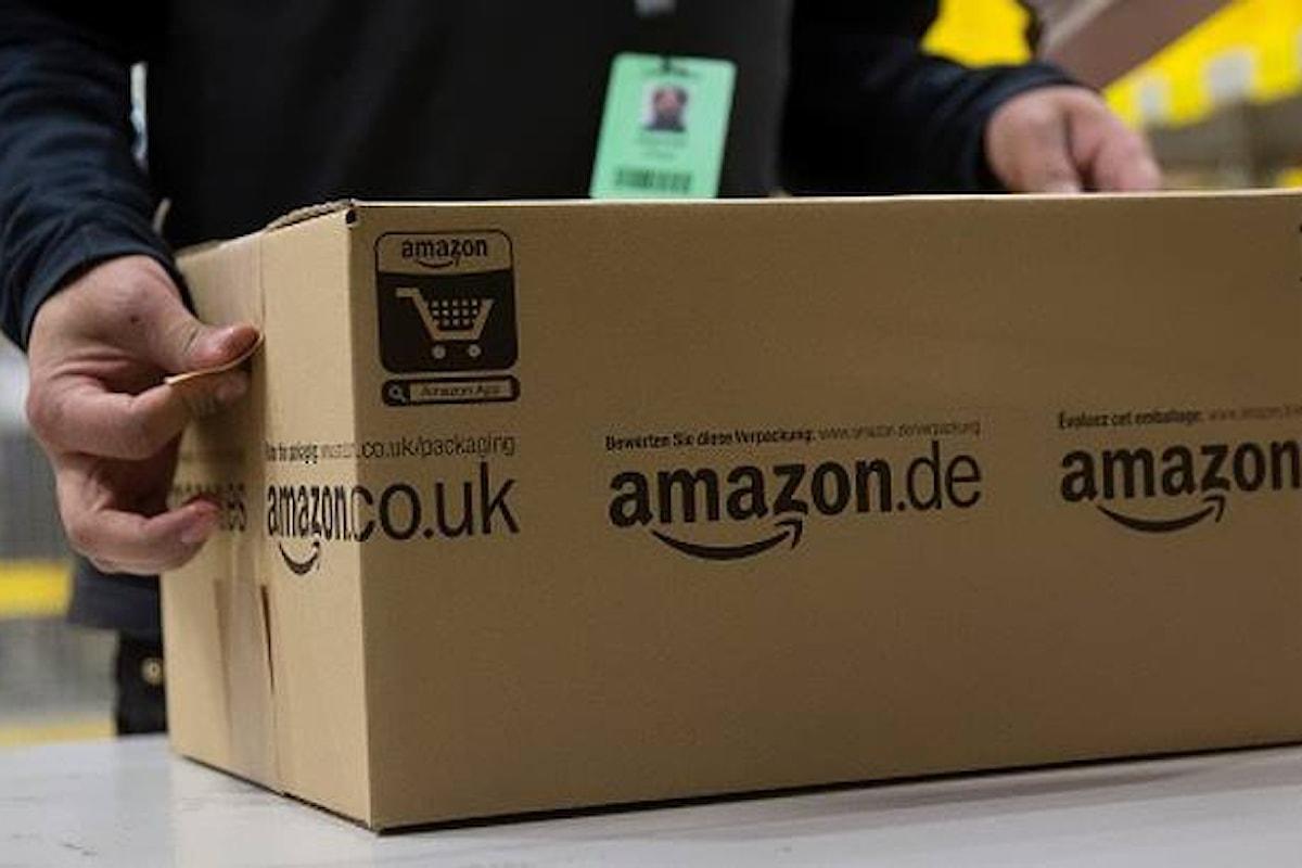 Quello 2018 è stato per Amazon un Natale da record