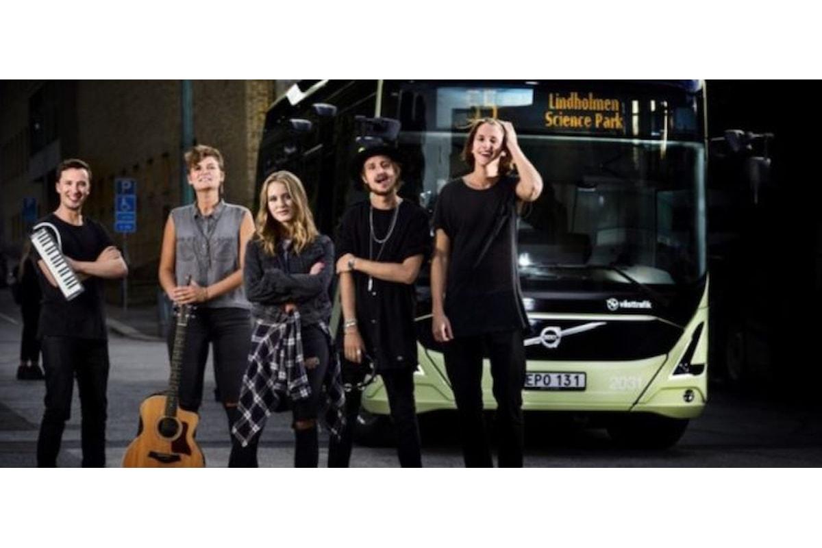 Autobus elettrici in Svezia: sfida vinta alla grande!