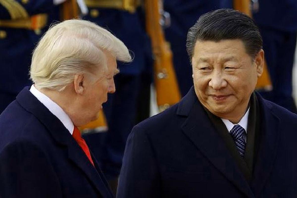 Trump adesso cerca di nuovo un dialogo con la Cina e annuncia un bilaterale con Xi Jinping per il G20