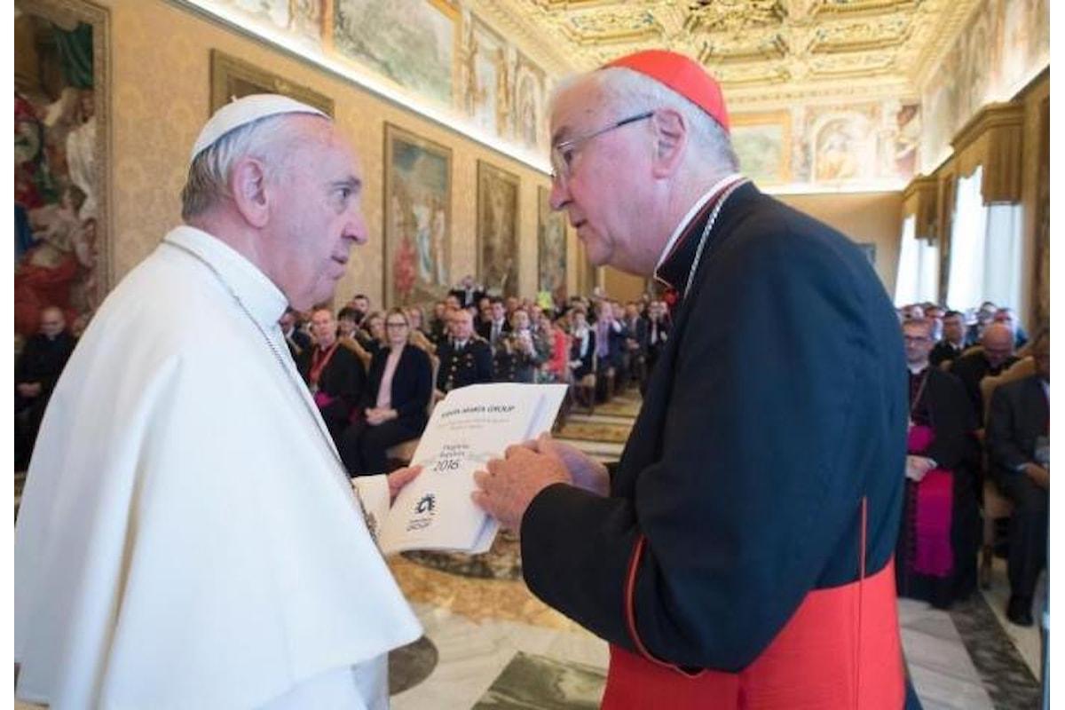 Il messaggio del Papa alla Chiesa di Inghilterra e Galles contro la tratta degli esseri umani