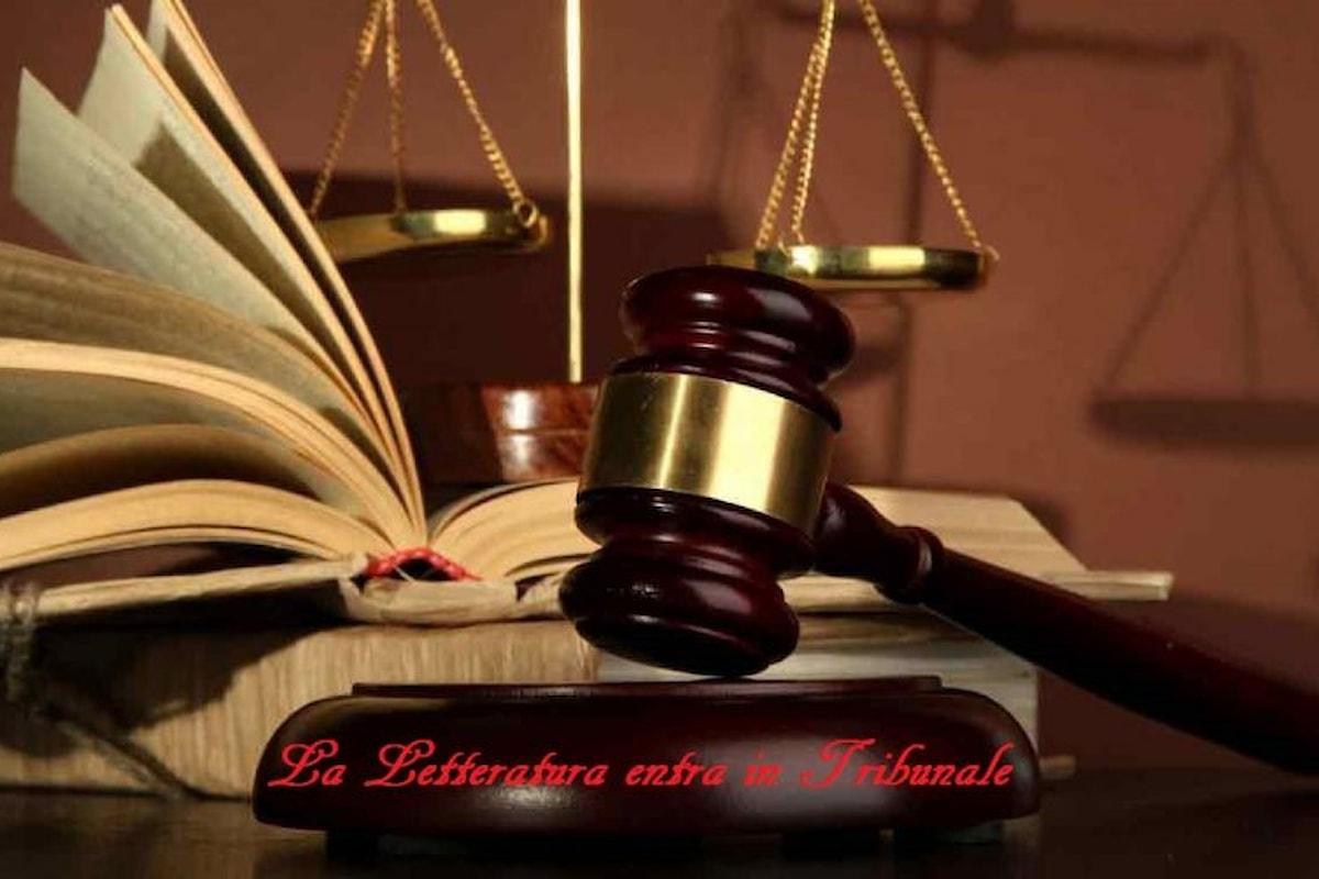 La Rubrica di Eclipse Magazine La Letteratura entra in Tribunale: il caso Carmela Massafra