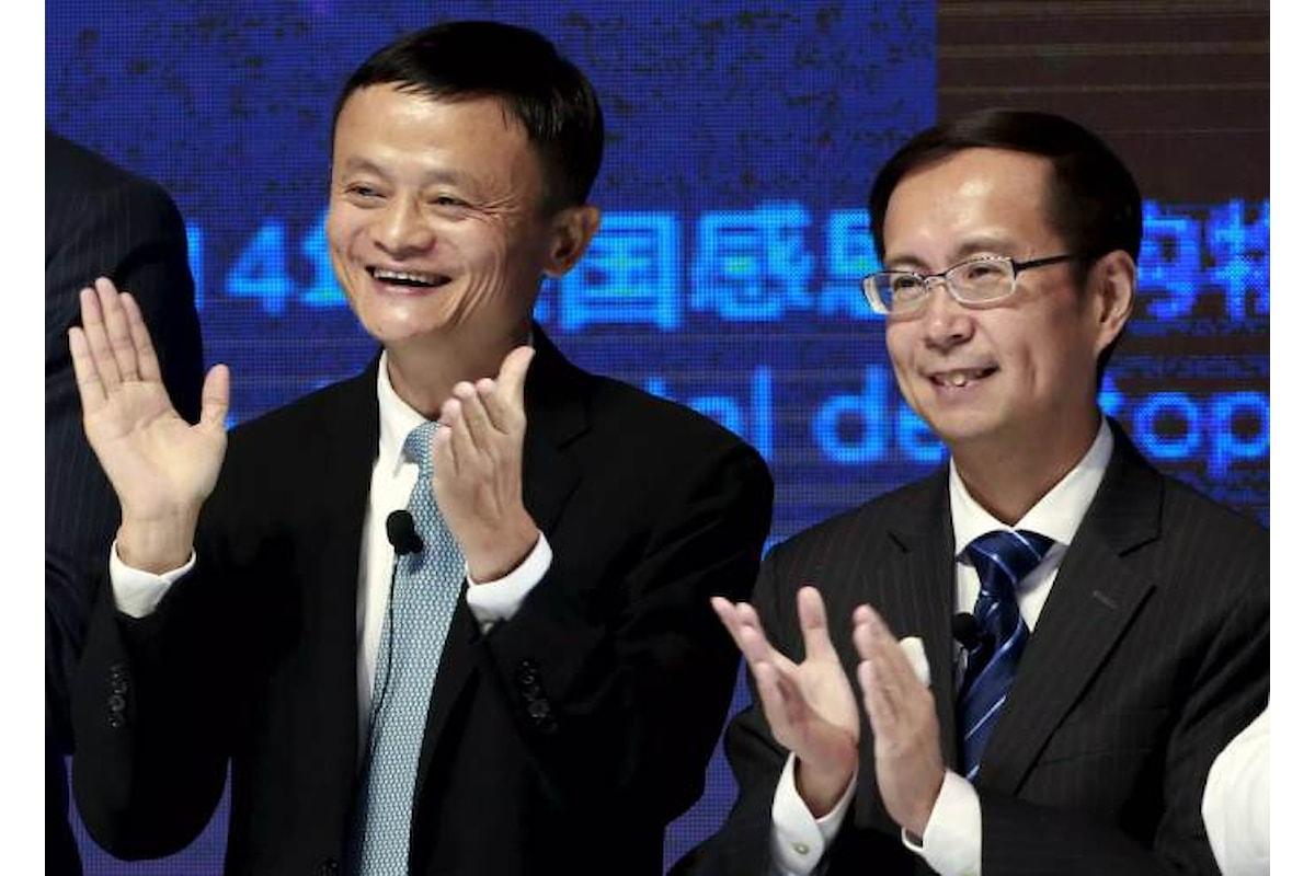 Jack Ma lascia Alibaba. Lo sostituirà l'attuale amministratore delegato Daniel Zhang