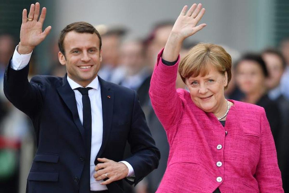 Rivedere le regole in Europa? Lo stanno per fare Merkel e Macron